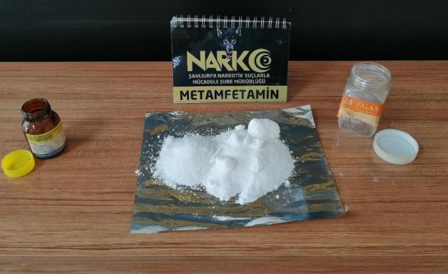 Şanlıurfa'da uyuşturucu operasyonu: 26 gözaltı