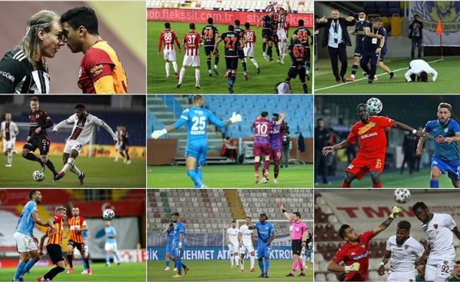 Süper Lig'de son durum
