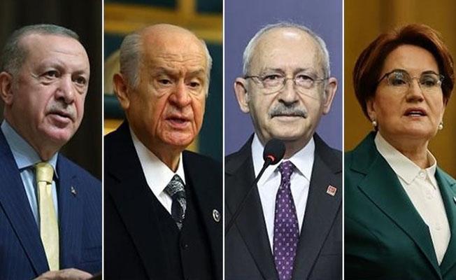 Türkiye'de en beğenilen lider kim?