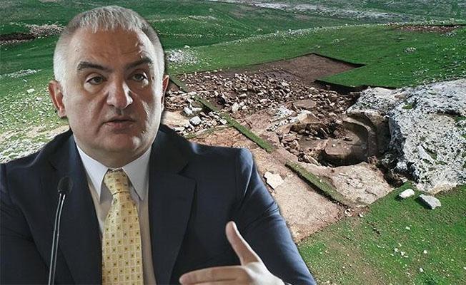 Bakan Ersoy: Şanlıurfa'da 11 yeni tepe keşfedildi
