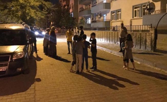 Bingöl'deki Deprem, Urfa'da da hissedildi