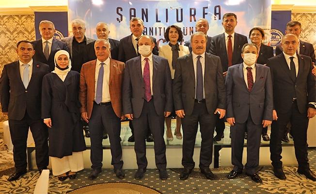 Büyükşehir Ankara'da İş ve Siyaset Dünyasını Buluşturdu
