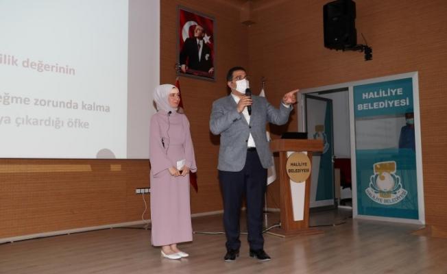 Haliliye Belediyesi Hizmet İçi Eğitimleri Devam Ediyor