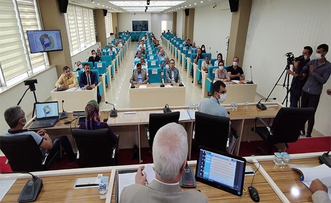 Harran'da imar değişikliği Meclis'te kabül edildi