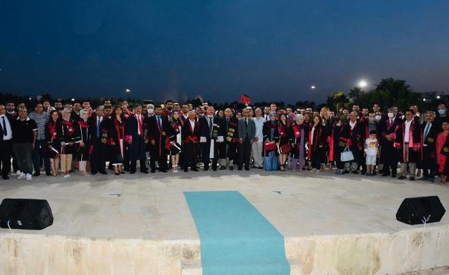 HRÜ, Genç Doktorlarını Mezun Etti