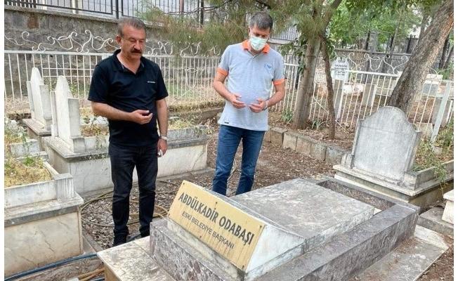 Kadıköy Belediye Başkanı Şanlıurfa'ya geldi