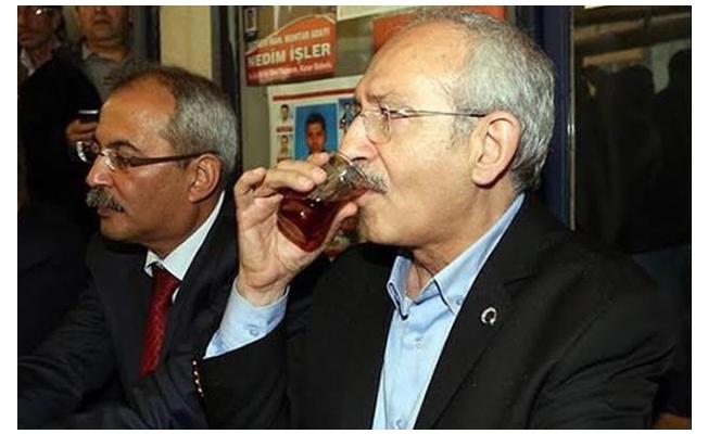 Kılıçdaroğlu: Kaçak çayları yandıracağız