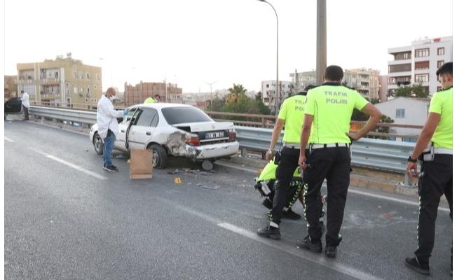 Şanlıurfa'da trafik kazası: 2 ölü, 1 yaralı