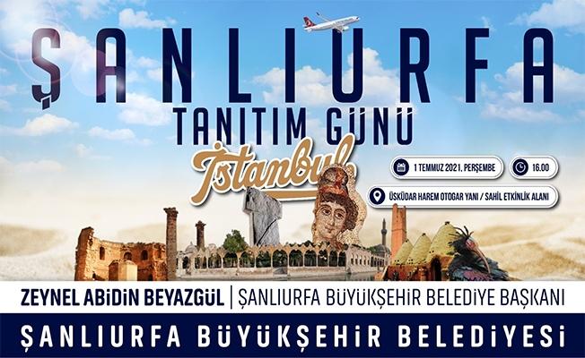 Şanlıurfa İstanbul ve Ankara'da Tanıtılacak