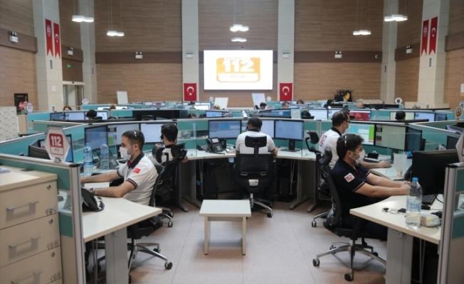 Şanlıurfa'da 112'ye AFAD da entegre oldu