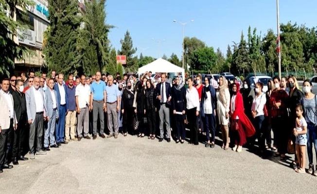 Şanlıurfa'da İYİ Parti'ye katılım