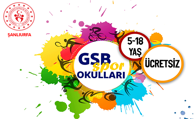 Şanlıurfa'da Spor Okulları Kayıtları Başladı