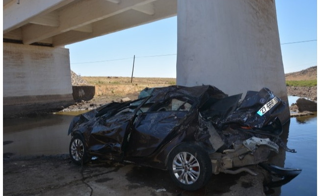 Siverek'teki kazada ölenlerin kimlikleri açıklandı