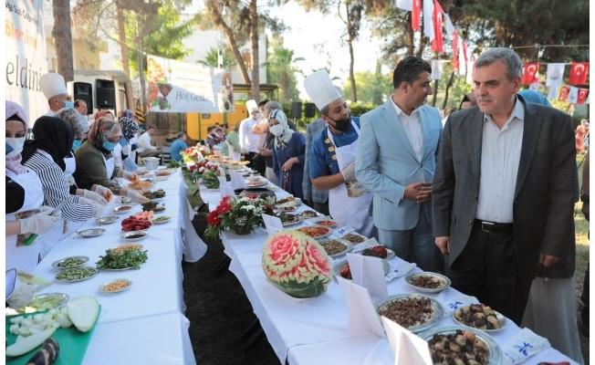 Urfa'nın Tescilli Lezzetleri 'Gastro Show' ile tanıtıldı