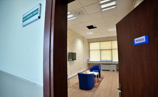Adli görüşme odaları sayısı artacak