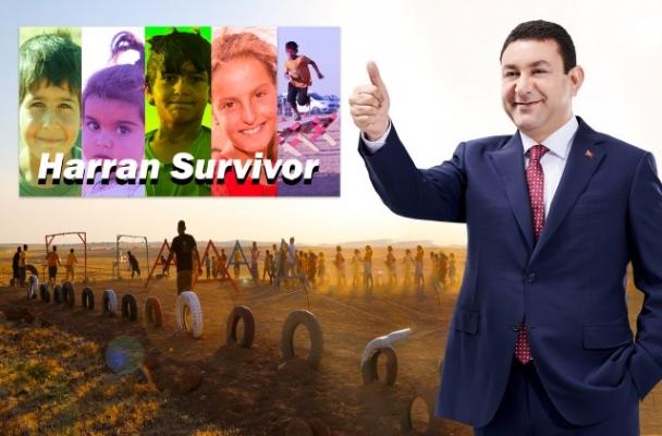 Başkan Özyavuz: Harran Survivor Parkurumuz Hayırlı Olsun
