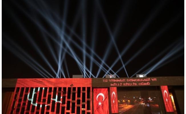 Büyükşehir'den coşkulu 15 Temmuz Kutlaması