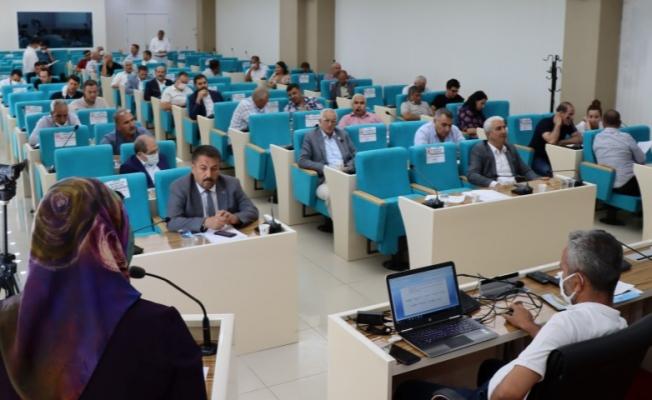 Büyükşehir Meclisinde Temmuz Ayı 3. Oturumu Yapıldı