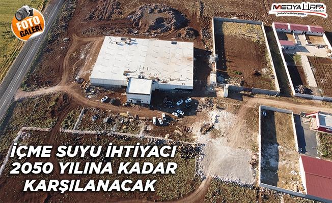 DSİ'den Viranşehir'e Dev Yatırım