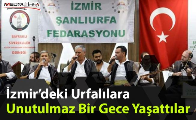 İzmir Şanlıurfa Federasyonu Genel Kurulu Yapıldı