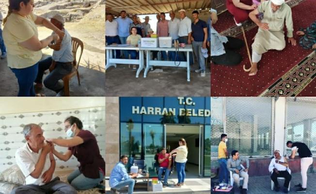 Kaymakam Koç'tan Harranlılara aşı çağrısı