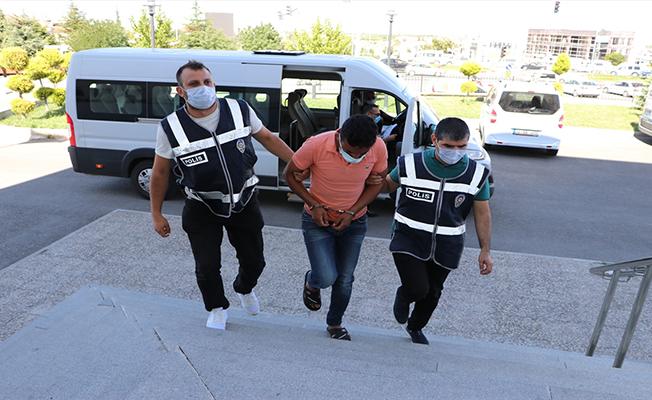 Sahte Polis Şanlıurfa'da yakalandı