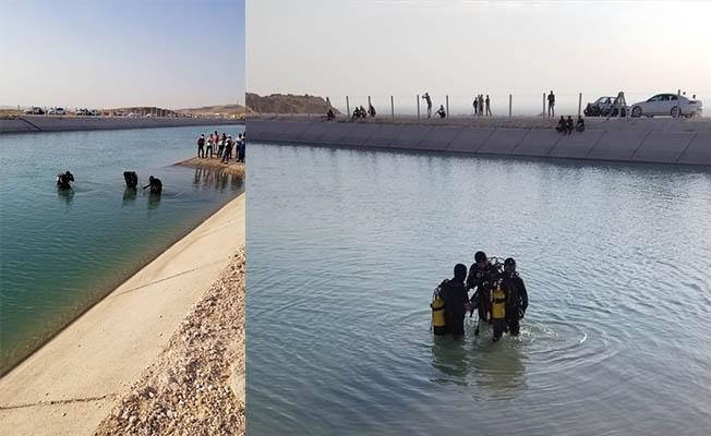 Şanlıurfa'da sulama kanalına düşen genç boğuldu