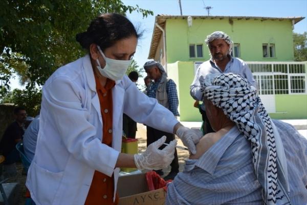 Şanlıurfa 3 dilde Kovid-19 aşısı için çağrı yapılıyor