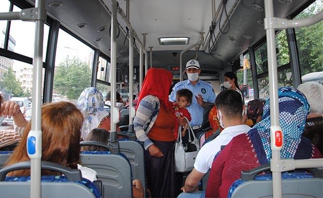 Toplu Taşımada Normalleşme Denetimi