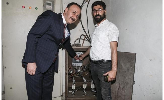 Türkiye'den Barış Pınarı bölgesine kesintisiz elektrik