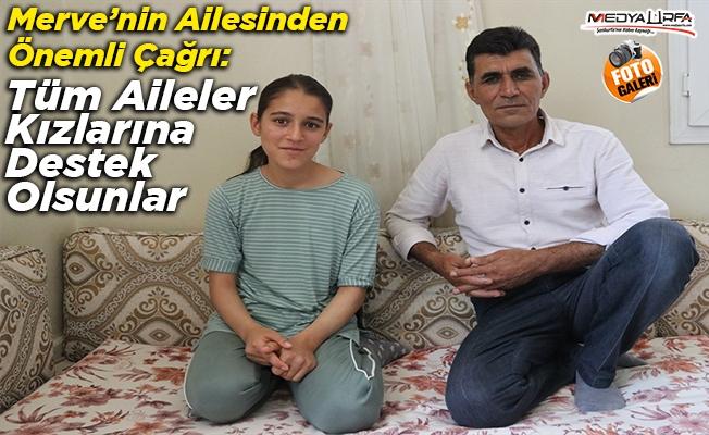 Türkiye'nin konuştuğu Urfalı sporcu Merve Akpınar