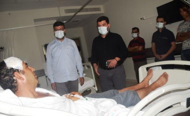 9 hastane çalışanının darbedilmesiyle ilgili 5 kişi tutuklandı