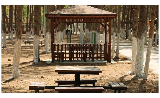 Akçakale kent parkı açılış için gün sayıyor