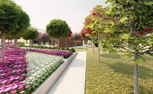 Belediye meydanı projesi açıklandı