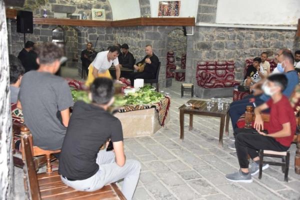 Çankırılı özel çocuklar Siverek kültürüyle tanıştı