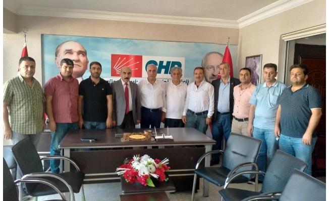 CHP'de Eyyübiye Olağanüstü Kongresi Yapıldı