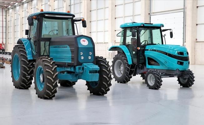 Elektrikli traktör Şanlıurfa'da görücüye çıkacak
