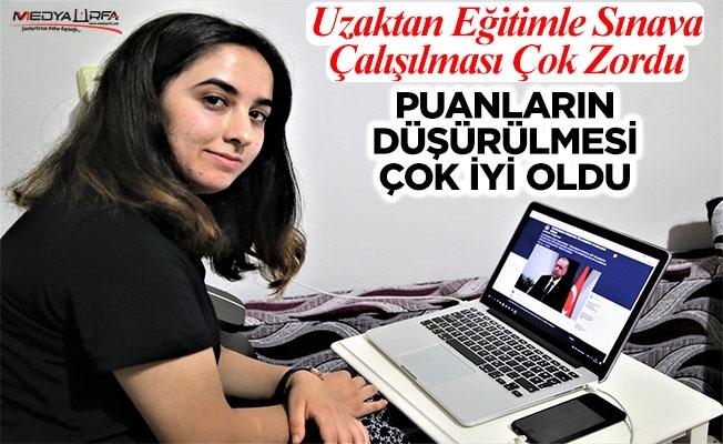 Erdoğan'ın YKS Müjdesi Urfa'daki öğrencileri sevindirdi