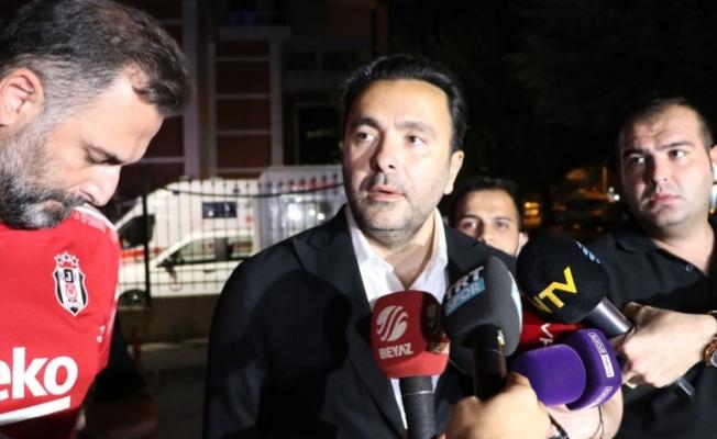 Gaziantep'ten Beşiktaşlı N'Sakala'ya ziyaret