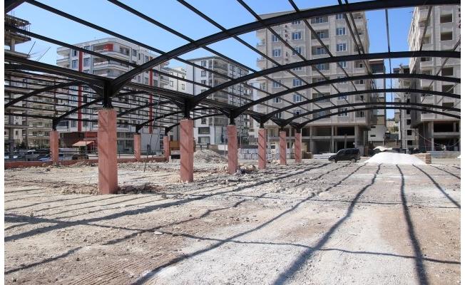 Haliliye'de projeler bir bir yükseliyor