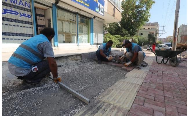 Haliliye'deki 3 mahallede üst yapı çalışmaları