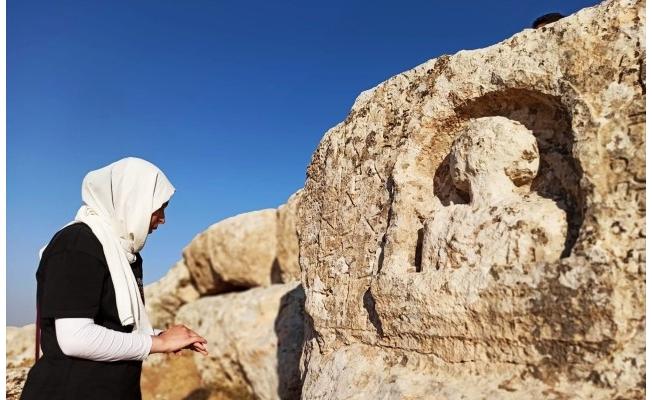 Hz. Musa'nın yaşadığı Soğmatar Antik Kenti ilgi görüyor