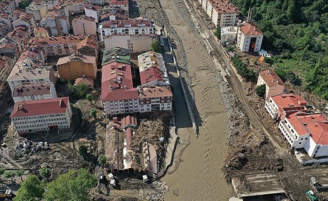 Karadeniz'deki sel felaketinde can kaybı 59'a yükseldi