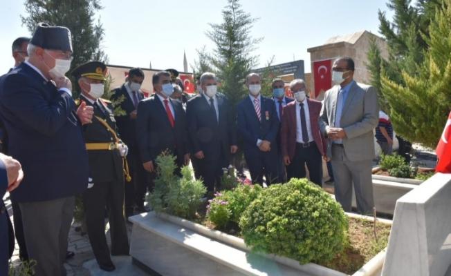 Şanlıurfa'da 30 Ağustos Zafer Bayramı Kutlanıyor