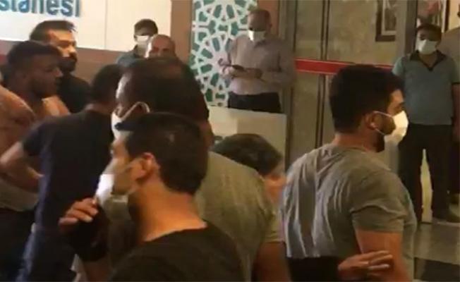Şanlıurfa'da maske takmama kavgasına 5 gözaltı