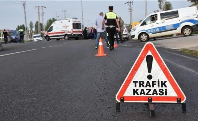 Şanlıurfa'da otomobilin çarptığı motosiklet sürücüsü öldü
