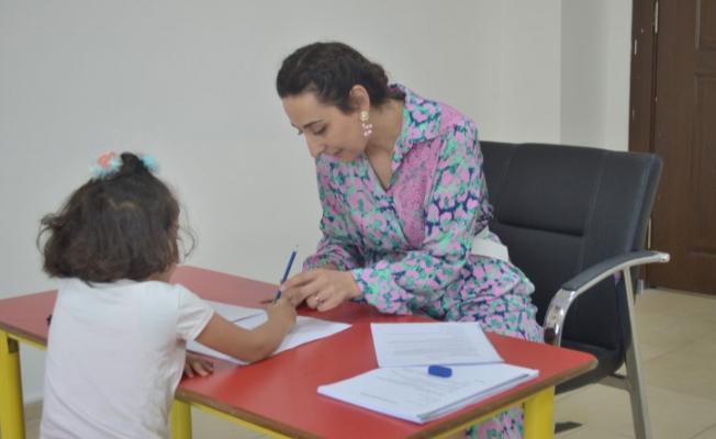 Şanlıurfa'da Okula Başlayacak Çocuklara Olgunluk Testi