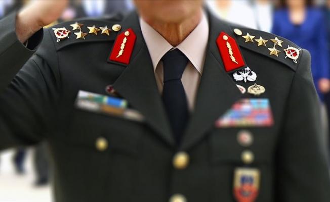 TSK'da 141 general ve amirale yeni görev
