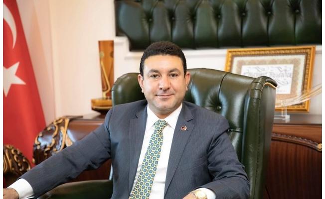 Başkan Özyavuz'dan Yeni Eğitim-Öğretim Yılı Mesajı