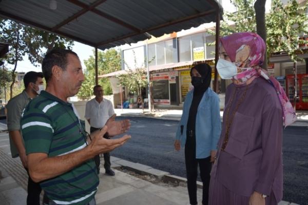 Başkan Çakmak belediyecilik çalışmalarını denetledi